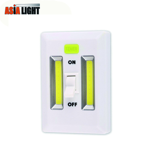 Portable LED Cordless Timer Switch Light