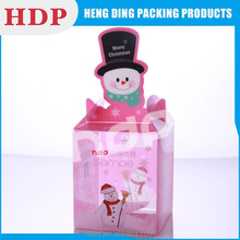 factory offer clear custom packaging sweet box