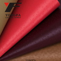 DE106 PU Synthetic Leather For Shoes
