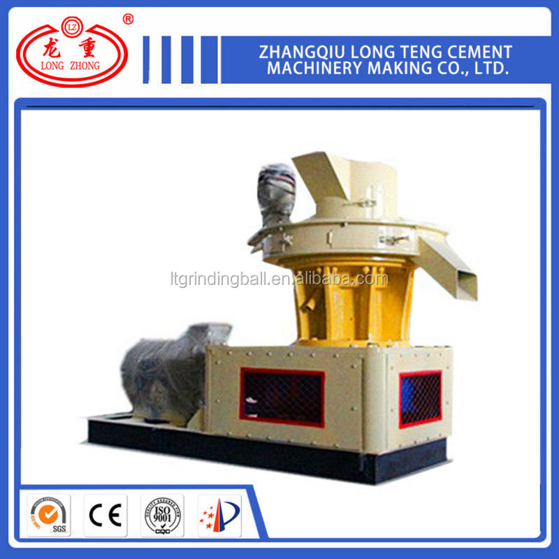 Hot sale top quality best price wholesale new condition boiler hangman forming vertical ring die pellet machine