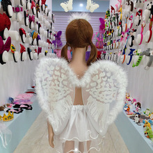 Wholesale white butterfly fairy wings