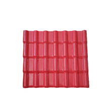 2018 China supply pvc roof sheet chengmei roof tile