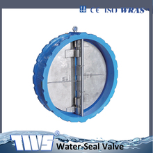 double disc ss atainless steel check valve non return valve wafer type