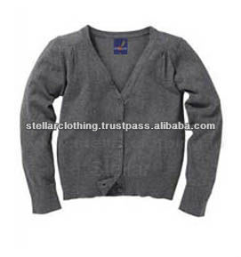 Women's V Neck Cardigan