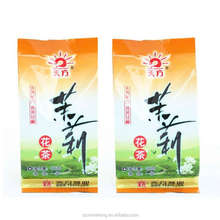 Heat seal foil pouches standup herbal tea bags