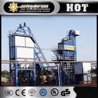 80t/h road construction material mixing equipment