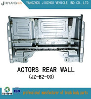 MB actros mp2/mp3 truck cab parts for sale rear plate 9416402402