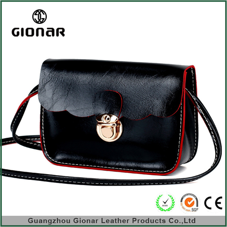 Customized Cute Candy Color Girls Ladies Shoulder Bags Woman Hand Bag 2016 Designer
