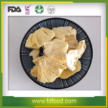wholesale fd pineapple freeze dried slices