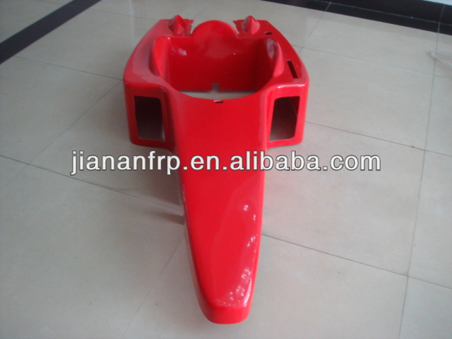 F1 racing car Fiberglass bodies