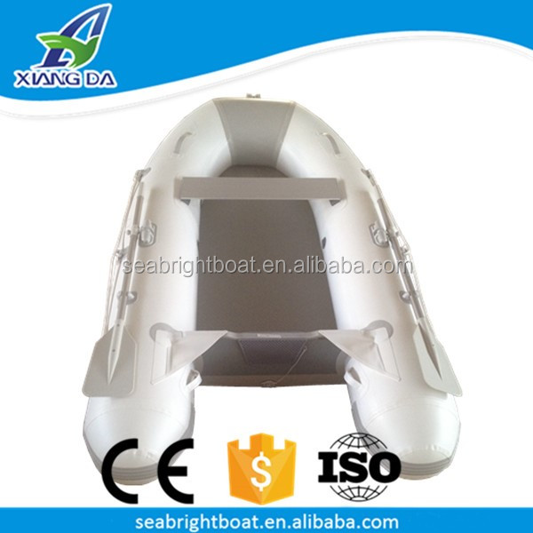 PVC Small inflatable boat manufacturers of pontoon boats