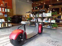 Mag Cool 1000w motor 80km MAG-C1 New electric car with DOT certificate whole metal body