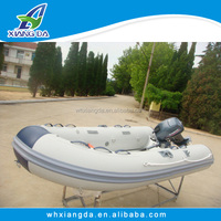 FRB rigid inflatable rib sail boats made in china