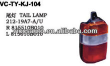 Tail Lamp For Toyota Kijang Zace 92