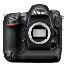Nikon D4s Body FX Full Frame 16.2MP Digital SLR Camera