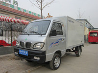 EEC Mini electric Van for DHL, UPS
