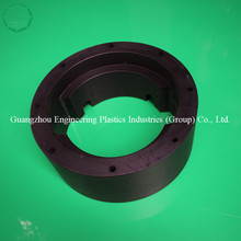 Wholesales Black Plastic POM Bearing bushing with chemical stability