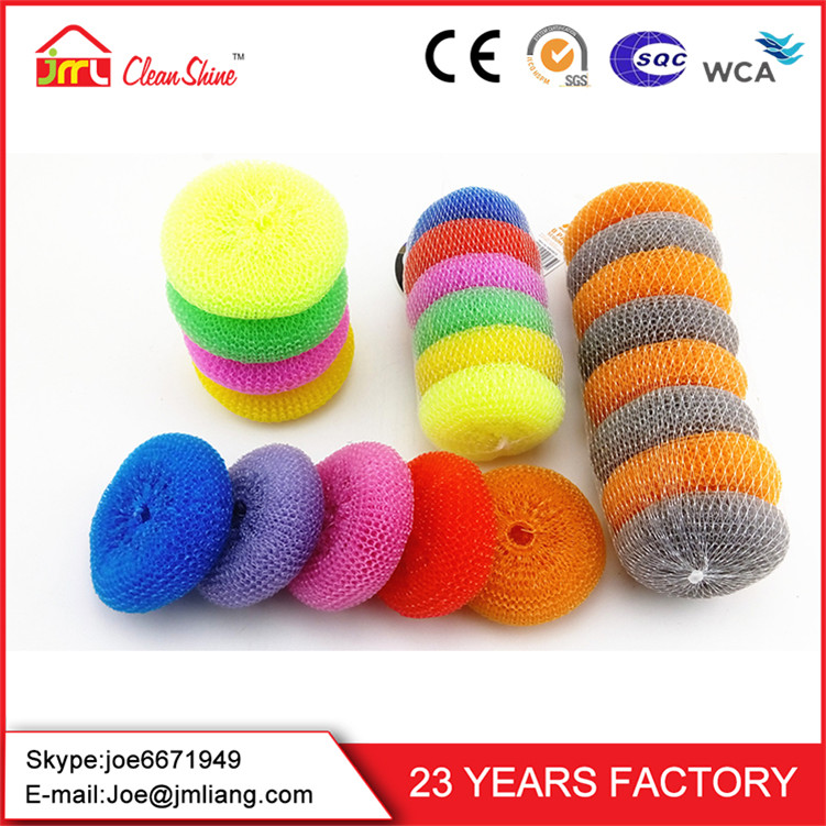 Hot Sale Reusable Non-Toxic Food Grade Silicone Plastic Yarn Making Machine For Cleaning Scouring Pad