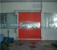 China plastic interior pvc door