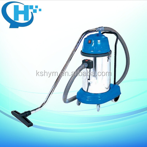 stainless steel wet and dry office high suction power vacuum cleaner
