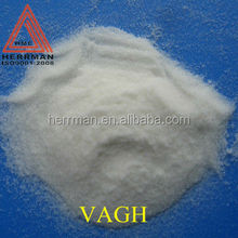 Hydroxyl modified ternary copolymer resin VAGH