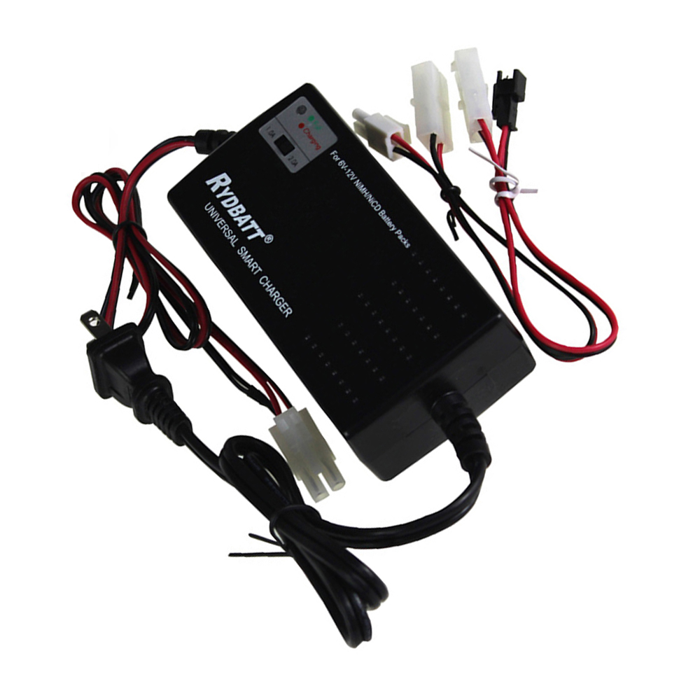 12V-24V Charger for NiMH Battery pack RC car battery charger