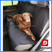 Waterproof bench pet car seat cover dog car seat cover
