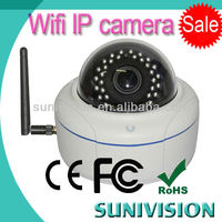2 megapixe wifi cctv camera with sony ccd