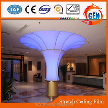 Project building material pvc film welding equipment for stretch ceilings with 15-year warranty for swimming pools