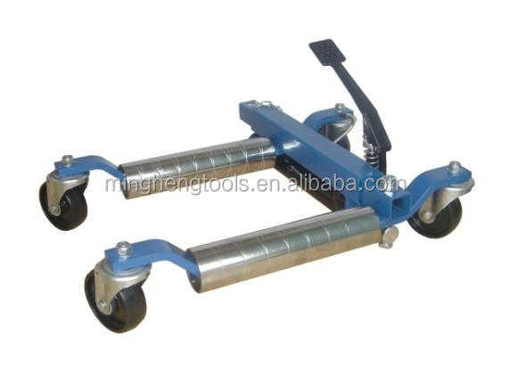 GS,CE approved Hydraulic Wheel dolly Skate Jack -car moving tools