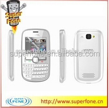 Qwerty Keyboard Mobile Phone Brands with Good Quality (Asha N200)