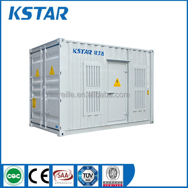 1000kw Solar plant system Central Grid-tie PV Inverter for solar power plant 1mw