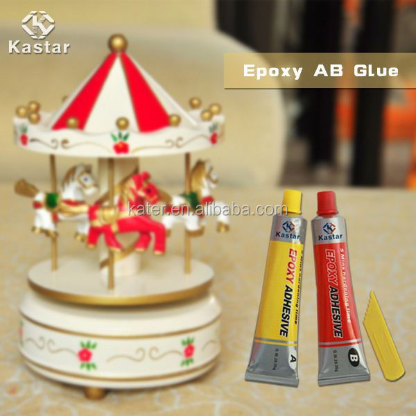 Industrial ISO9001 approved High bond strength epoxy resin glue for wood
