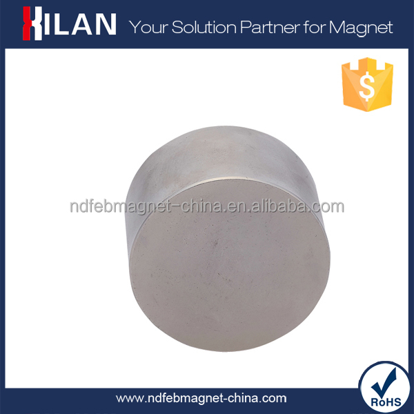 China Manufacture Strong Large Bulk Neodymium Magnets 50 30 for Sale