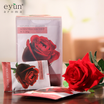 2017 Best Quality Non-Toxic Sachets Bag Eyun-688 Aroma Sachet Paper Packaging