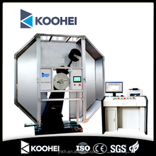 450J full automatic pipe charpy impact test machine