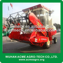 High quality mini small corn combined harvester