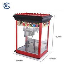 China good quality caramel popcorn machine On Sale