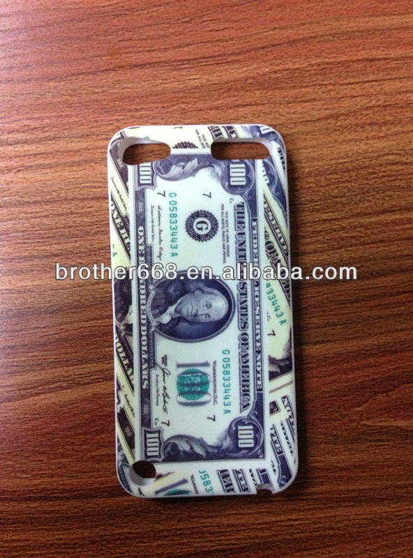 fashion customized US dollar best design high quality silicone phone case