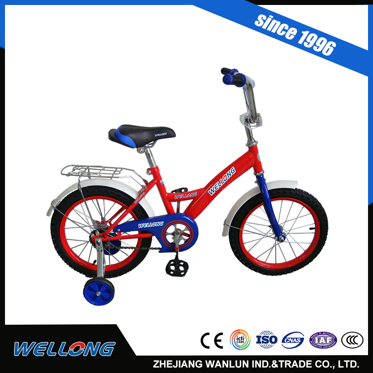 New model pictures of kids cycle in Pakistan mini bmx Kid Bike 16 inch boys two seat Children Bicycle with trumpet