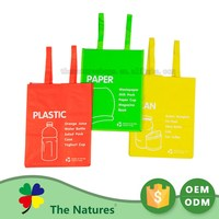 Environmental Protection Woven Trash Bags Garbage Mini Bag Production