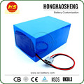 High power wholesale price 20S8P 18650 li-ion 72v akku 20Ah for scooter