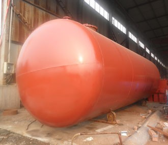 Oil tank customized sizes from factory