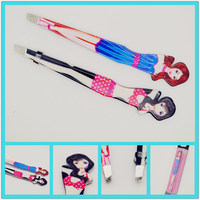 Nice packing 2013 best design stainless steel eyebrow tweezers for wholesales