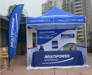 2018 New design vendor advertising stretch tent