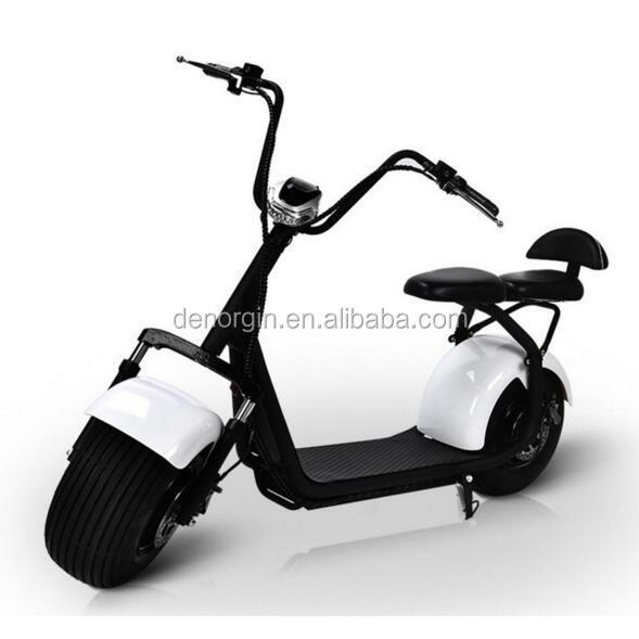 Promotion Price Europe Approved 2 person electric scooter 60v electric bike kit electric chopper motorcycle 1000w 1500w