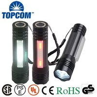 Latest Multifunctional 3 in 1 LED Magenetic Torch Light