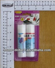 2pcs High Quality with best competitive price Custom Stationery Glue Stick
