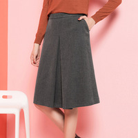 ZH0204D New fashion lady A-line skirt show thin skirts