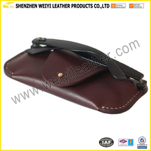 Bown Genuine Leather Customized Eye Glasses Case